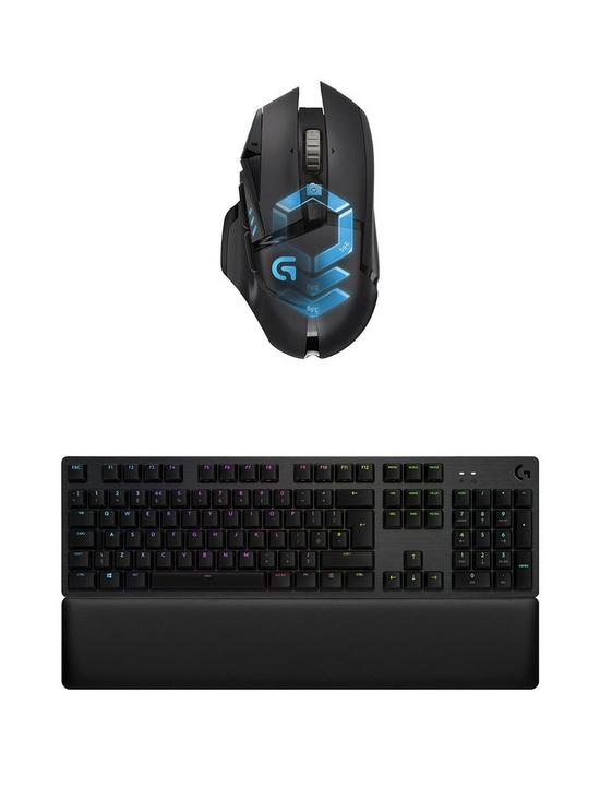 062aa8e8c20 Logitech G513 RGB Gaming Keyboard and G502 RGB Gaming Mouse | very.co.uk
