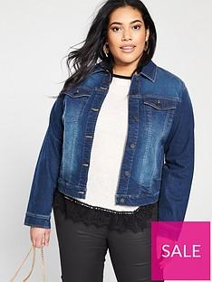 09d0ffcec379e5 Denim Jackets | Womens Denim Jackets | Very.co.uk