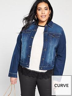 v-by-very-curve-longline-denim-jacket-mid-wash