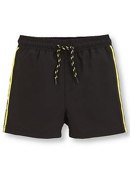 v-by-very-boys-colour-trim-fully-lined-swim-shorts-black