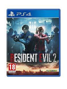 playstation-4-resident-evil-2