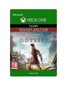 Xbox One Assassin'S Creed Odyssey: Deluxe Edition - Digital Download