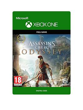 Xbox One Assassin'S Creed Odyssey: Standard Edition - Digital Download