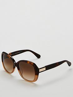 009d6ea94f6 Kate Spade New York Kate Spade Tort Frame Oval Sunglasses