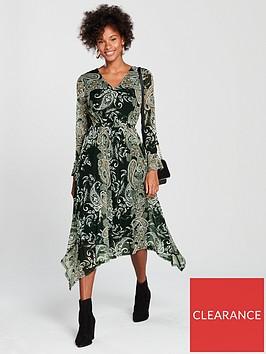 wallis-paisley-hanky-hem-midi-dress-printednbsp