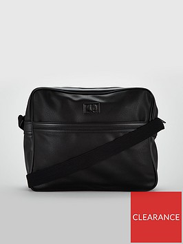 fred-perry-pu-shoulder-bag