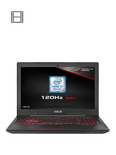 asus-tuf-fx504gm-en366t-intelreg-coretrade-i7hnbspprocessor-6gb-gtx1060nbspgraphics-16gb-ram-1tb-hdd-256gb-156-inchnbsp120hz-gaming-laptop-with-bag