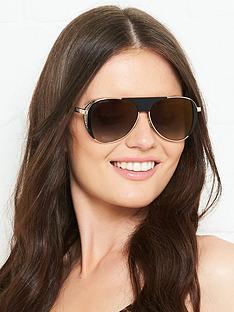 jimmy-choo-swarovski-detail-aviator-sunglasses--nbspblacktortoiseshell