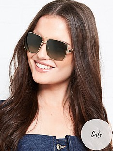 jimmy-choo-jimmy-choo-greygold-square-metal-frame-sunglasses