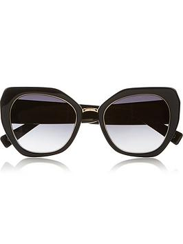 marc-jacobs-thick-metal-ombreacute-cateye-sunglasses-black