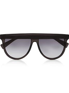 marc-jacobs-flat-top-thick-ombreacute-sunglasses-black