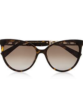 marc-jacobs-tortoise-cateye-chain-arm-sunglasses-brown