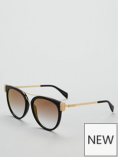 moschino-blackgold-browbar-sunglasses
