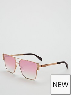 moschino-moschino-pink-logo-arm-flat-top-sunglasses