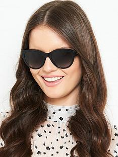 max-mara-black-oval-sunglasses