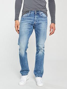Waitom Regular Straight Jeans