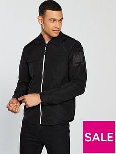 replay-tonal-back-logo-coach-jacket