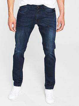 Anbass Slim Power Stretch Jeans