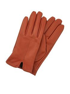 accessorize-accessorize-basic-leather-gloves-rust