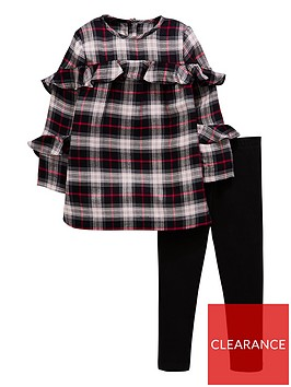 mini-v-by-very-girls-2-piece-checked-ruffle-tunic-and-leggings-outfit-multi