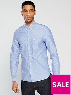 fred-perry-classic-oxford-shirt