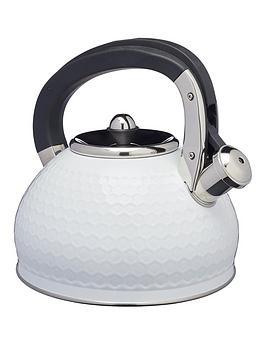 kitchencraft-lovello-stovetop-whistling-kettle-ndash-ice-white