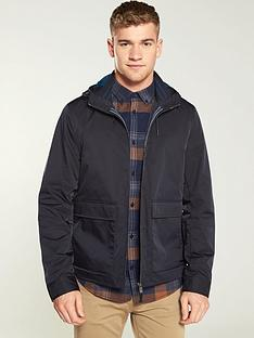 ted-baker-hooded-lightweight-jacket-navy