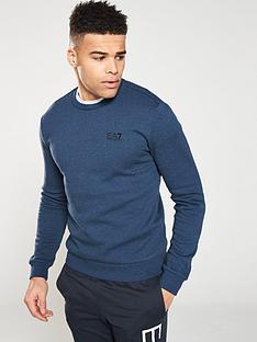 ea7-emporio-armani-core-sweatshirt-blue-melange