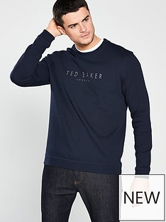 ted-baker-30thnbspanniversary-sweatshirt-navy