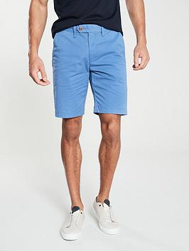 ted-baker-chino-shorts-bright-blue