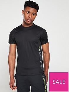 85dcc458 Ea7 emporio armani   T-shirts & polos   Men   www.very.co.uk