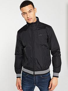 ea7-emporio-armani-core-track-top-black