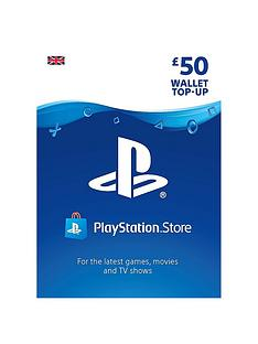 playstation-pound50-playstation-wallet-top-up-card