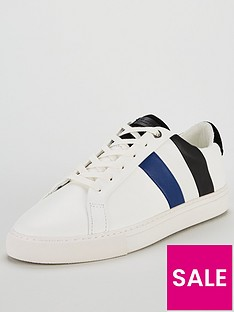 kg-donnie-stripe-trainers-white