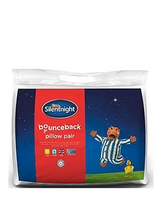 Silentnight Bounceback Pillow Pair