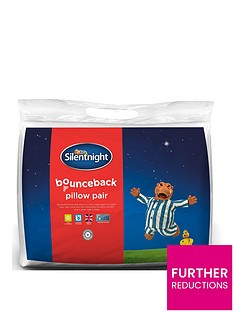 Silentnight Bounceback Pillows (2 Pack)