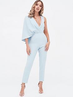 lavish-alice-one-shoulder-caped-tailored-jumpsuit-dusty-blue