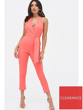 lavish-alice-lavish-alice-halterneck-tailored-jumpsuit