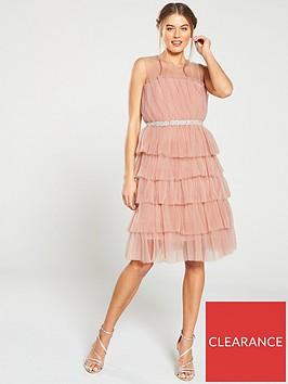 u-collection-forever-unique-ruffle-midi-dress