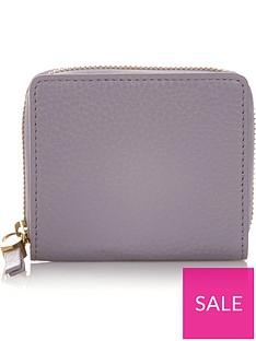 lulu-guinness-grainy-leather-portia-purse-lavender