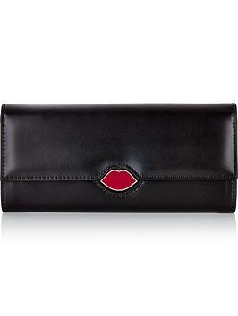 lulu-guinness-lips-cora-purse-black