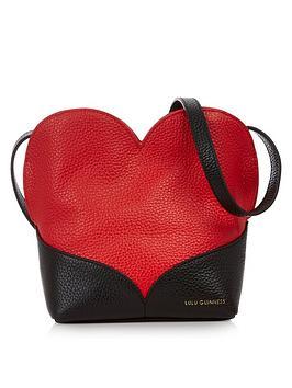 lulu-guinness-heart-harriet-cross-body-bag-redblack