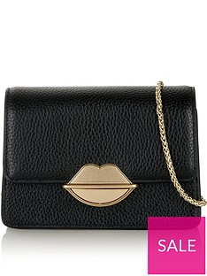 lulu-guinness-lip-push-lock-polly-cross-body-bag-black