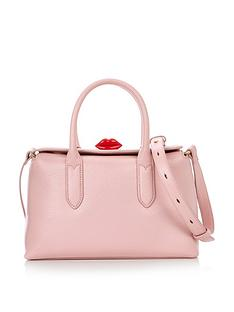 lulu-guinness-grainy-leather-madeline-totenbspbag-pink