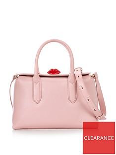 lulu-guinness-grainy-leather-madeline-totenbspbag-pink