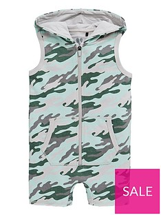 mini-v-by-very-boys-sleeveless-hooded-camo-print-all-in-one-green