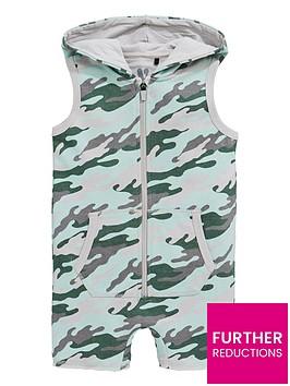 mini-v-by-very-boys-sleeveless-hooded-camo-print-all-in-one-green