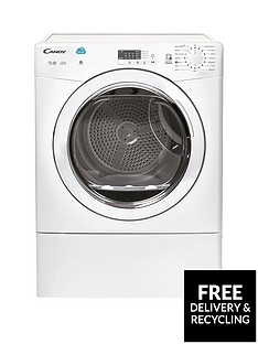 candy-csv10lg-10kgnbspload-vented-tumble-dryer-with-smart-touch-white