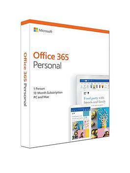 microsoft-microsoft-office-365-personal-macwin-english-subscription-p4-eurozone-1-license-medialess-1-year