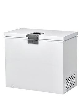 Hoover Hmch202El 197-Litre Chest Freezer -White